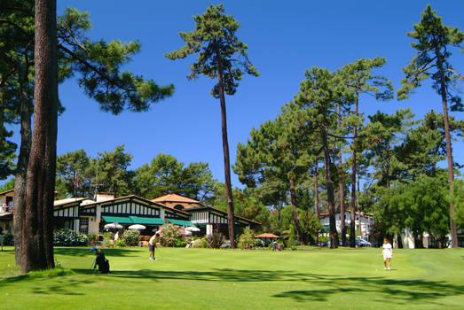 Parcours de golf d'Hossegor